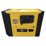 YANMAR JAPAN DESIGN DIESEL NEW DESIGN ,SILENT 414V THREE PHASE AND 240V SINGLE PHASE REMOTE START, BIO-DIESEL COMPATIBLE