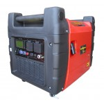 NEW MODEL WITH EFi !!! 5KVA SILENT DIGITAL INVERTER PURE SINE WAVE GENERATOR  WITH LCD DISPLAY AND REMOTE CONTROL START