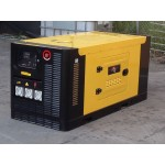 NEW DESIGN DIESEL 14KVA 240V SINGLE PHASE,REMOTE START ATS DIGITAL AUTO START